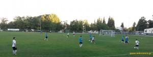 2014-15 Φιλικό ΑΕΚ - Α.Σ. Άνω Κώμης 4-1