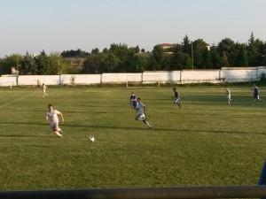 2014-15 Φιλικό ΑΕΚ - Απόλλων Ακρινής 1-2