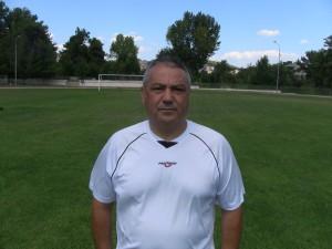 2014-15 Μάκης Μαλούτας, προπονητής Α.Ε. Κοζάνης