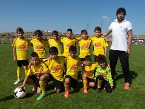 """1ο Τουρνουά Παιδικού Ποδοσφαίρου """"Χρήστος Μουλαδάκης"""" 2014 - Τζούνιορ ΑΕΚ"""