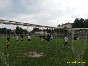 2014-15 Φιλικό ΠΑΟΚ Κοίλων - ΑΕΚ 0-4