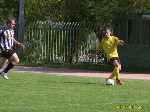 2014-15 Γ' 3η αγ., Ελπίδες ΑΕΚ - Α.Ε. Καισαρειάς 5-2