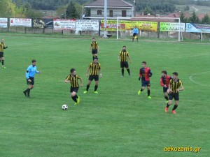2014-15 6η αγ., Αναγέννηση Πτολεμαϊδας - ΑΕΚ 2-0