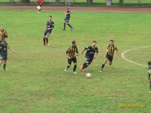 2014-15, Κύπελλο 2ος Γύρος, Τιτάν Σερβίων - ΑΕΚ 1-3