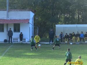 2014-15 5η Πρόοδος Μεταξά - Ελπίδες ΑΕΚ 3-5