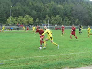 2014-15 6η αγωνιστική Ελπίδες ΑΕΚ - Κρόκος 3-0