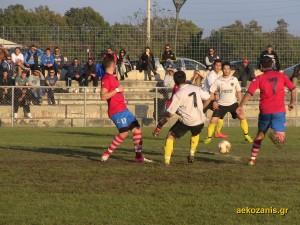 2014-15 7η αγ. Ελίμεια-ΑΕΚ 0-1