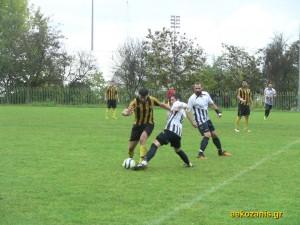 2014-15 8η αγ. ΑΕΚ - Αλιάκμων Αιανής 0-3