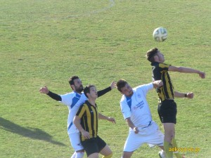2014-15 16η αγ. Αναγέννηση Εράτυρας - ΑΕΚ 2-2