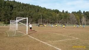 2014-15 Φιλικό Ελπίδες ΑΕΚ - Κοζάνη 2004 1-1