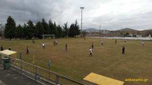 2014-15 Φιλικό Ποντοκώμη-ΑΕΚ 0-2, 24-1-2015