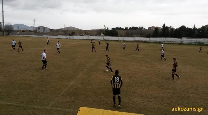 ΦΙΛΙΚΟ ΠΟΝΤΟΚΩΜΗ-ΑΕΚ 0-2