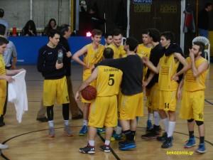 2014-15 ΑΕΚ - Δύναμις 85-67