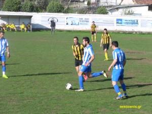 2014-15 29η αγ. Απόλλων Ακρινής - ΑΕΚ 2-1