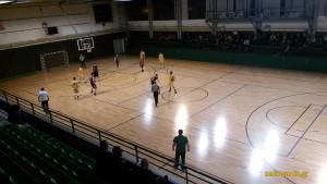 2014-15 Playoffs Α' ΕΚΑΣΔΥΜ Ημιτελικά 2ος αγώνας, ΑΕΚ-Λασσάνης 61-68