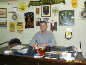 Γιώργος Καρακάσης, Τεχνικός Διευθυντής Α.Ε. Κοζάνης 2015-16