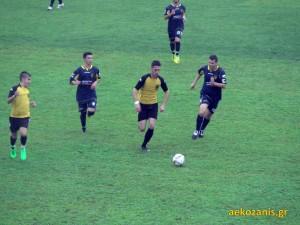 2015-16. 4η αγ. Τιτάν Σερβίων - ΑΕΚ 3-3
