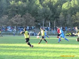 2015-16 11η αγ. Μακεδονικός Κοζάνης - ΑΕΚ 0-2