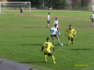 2014-15 9η αγ. Ελπίδες ΑΕΚ - Αναγέννηση Λιβαδερού 2-1