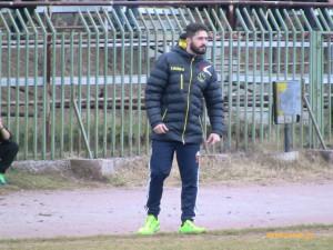 Προπονητής Ελπίδων ΑΕΚ 2015-16 Βασίλης Καραθανάσης