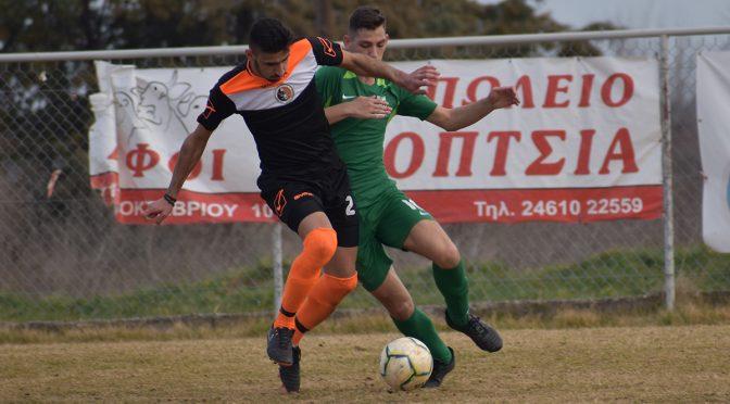 ΚΥΠΕΛΛΟ Α.Ε. ΚΟΖΑΝΗΣ – ΜΑΚΕΔΟΝΙΚΟΣ ΦΟΥΦΑ 0-3