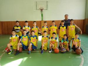 2016-17 Μίνι 1 Α.Ε. Κοζάνης (γεν. 2005+)